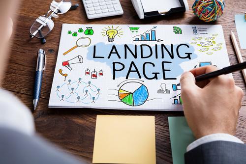 ¿Cómo crear una landing page que sí genere leads?